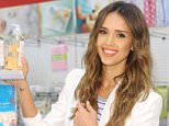 WESTWOOD, CA - JUNE 25:  The Honest Company Founder Jessica Alba attends the launch of The Honest Company at Target at Los Angeles Westwood Target on June 25, 2014 in Westwood, California.  (Photo by Stefanie Keenan/Getty Images for Target)