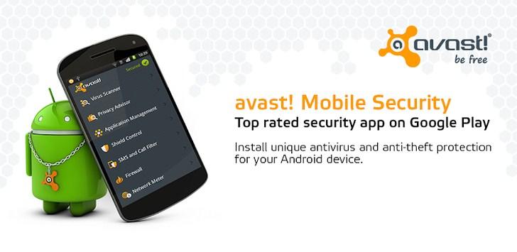 Avast antivirus app free download