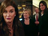 Malibu, CA: Sunday, March 27, 2016 ¿ ¿The Great Debate¿ Cait Jenner struggles to show restraint during the Democratic debates, but so do her friends when they visit Cait's alma mater, which is a conservative Christian college in Iowa. Cait meets Hillary Clinton and Bill Clinton and is cordial despite her political views.