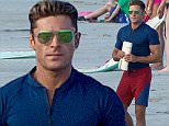 Tybee, GA - Zac Efron looking the stud and Alexandra Daddario looking sexy on the beach in Tybee, Georgia. \nAKM-GSI          March 28, 2016\nTo License These Photos, Please Contact :\nSteve Ginsburg\n(310) 505-8447\n(323) 423-9397\nsteve@akmgsi.com\nsales@akmgsi.com\nor\nMaria Buda\n(917) 242-1505\nmbuda@akmgsi.com\nginsburgspalyinc@gmail.com