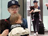 DIIMEX EXCLUSIVE Scarlett Johansson departs Sydney after controversially piercing daughters ears 26.jpg