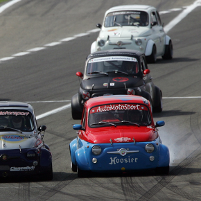 Abarth Cup Classics: Racing for historic Abarth racing cars