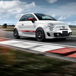 "Abarth 595 Abarth 695 wins the ""Best Cars 2016"" competition in Germany"