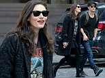 Paul Wesley and his girlfriend Phoebe Tonkin seen out and about New York.\n\nPictured: Paul Wesley, Phoebe Tonkin\nRef: SPL1252509  260316  \nPicture by: NIGNY / Splash News\n\nSplash News and Pictures\nLos Angeles: 310-821-2666\nNew York: 212-619-2666\nLondon: 870-934-2666\nphotodesk@splashnews.com\n