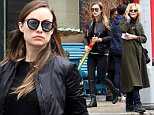 Picture Shows: Olivia Wilde, Meg Ryan  March 28, 2016\n \n Olivia Wilde has lunch at a restaurant in downtown, New York City, then takes the  subway to Brooklyn. As she exited the restaurant she crossed paths with Meg Ryan and didn't notice her. \n \n Non Exclusive\n UK RIGHTS ONLY\n \n Pictures by : FameFlynet UK © 2016\n Tel : +44 (0)20 3551 5049\n Email : info@fameflynet.uk.com