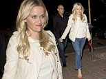 Hollywood actress Reece Witherspoon was seen arriving for dinner at 'Madeo' Italian Restaurant in West Hollywood, CA\n\nPictured: Reece Witherspoon\nRef: SPL1253664  280316  \nPicture by: SPW / Splash News\n\nSplash News and Pictures\nLos Angeles: 310-821-2666\nNew York: 212-619-2666\nLondon: 870-934-2666\nphotodesk@splashnews.com\n