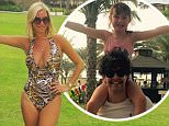 Denise Van Outen Instagram pictures