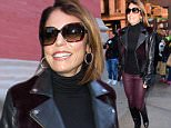 Mandatory Credit: Photo by Startraks Photo/REX/Shutterstock (5621204b)\nBethenny Frankel\nBethenny Frankel out and about, New York, America - 29 Mar 2016\nBethenny Frankel has a Business Meeting at Lure Restaurant\n