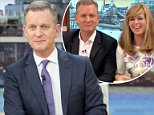 EDITORIAL USE ONLY. NO MERCHANDISING Mandatory Credit: Photo by Ken McKay/ITV/REX/Shutterstock (5619767b) Jeremy Kyle and Kate Garraway 'Good Morning Britain' TV show, London, Britain - 29 Mar 2016