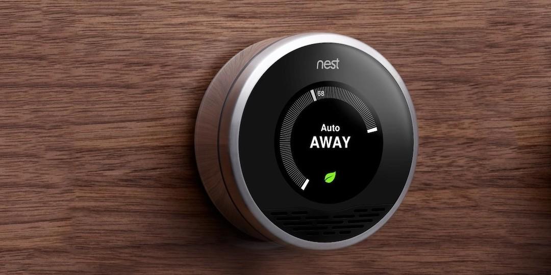 """Nest thermostat Google"""