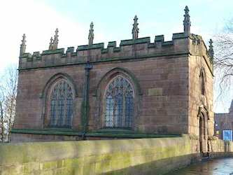 Chapel on the Bridge Rotherham