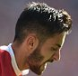 MAINZ, GERMANY - AUGUST 29:  Yunus Malli of 1. FSV Mainz 05 celebrates as he scores the third goal during the Bundesliga match between 1. FSV Mainz 05 and Hannover 96 at Coface Arena on August 29, 2015 in Mainz, Germany.  (Photo by Dennis Grombkowski/Bongarts/Getty Images)