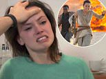 daisy ridley star wars audition