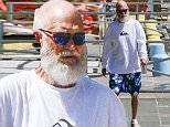EXCLUSIVE: David Letterman on vacation in St Barth, he's seen on a boat trip with his family.\n\nPictured: David Letterman\nRef: SPL1252517  280316   EXCLUSIVE\nPicture by: Splash News\n\nSplash News and Pictures\nLos Angeles: 310-821-2666\nNew York: 212-619-2666\nLondon: 870-934-2666\nphotodesk@splashnews.com\n
