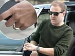 Pics Paul Cousans/Zenpix Ltd\nCorries Alan Halsall steps out to film on location today with screen wife Fizz.\nIts the first time he has been seen since his split from wife Lucy Jo Hudson last week.\nHe was spotted wearing a wedding ring but that could be a prop for his scenes with Fizz