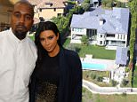 Please contact X17 before any use of these exclusive photos - x17@x17agency.com   Kim Kardashian and Kanye West's newly renovated dream home in Bel Air. Kim and Kanye bought the sprawling estate in 2013 for $9 million and reportedly spent around $2 million renovating it. March 29, 2016 X17online.com PREMIUM EXCLUSIVE