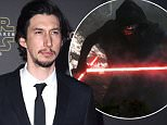 """HOLLYWOOD, CA - DECEMBER 14:  Adam Driver arrives at the Premiere Of Walt Disney Pictures And Lucasfilm's """"Star Wars: The Force Awakens"""" on December 14, 2015 in Hollywood, California.  (Photo by Steve Granitz/WireImage)"""