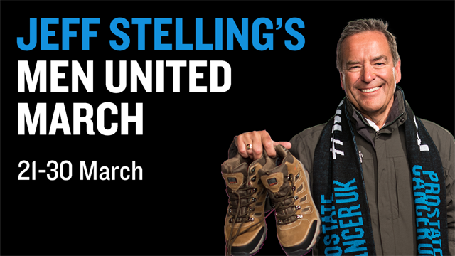 JEFF'S MARCH SET FOR ELLAND RD STOP
