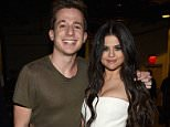 NEW YORK, NY - DECEMBER 11:  Singers Charlie Puth (L) and Selen Gomez attend Z100's Jingle Ball 2015 at Madison Square Garden on December 11, 2015 in New York City.  (Photo by Kevin Mazur/Getty Images for iHeartMedia)