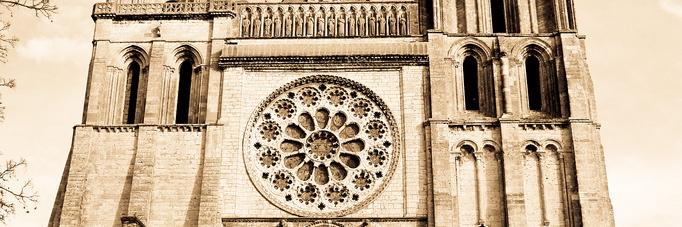 Mysticism-Chartres Window