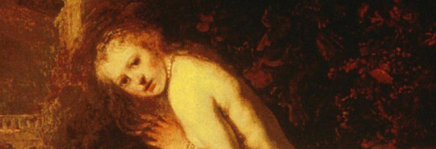 Mysticism-Rembrant