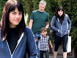 Exclusive... 52007786 Actress and busy mom Selma Blair visits a friend in Los Angeles with her son Arthur Bleick on March 29, 2016. FameFlynet, Inc - Beverly Hills, CA, USA - +1 (310) 505-9876