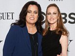 NEW YORK, NY - JUNE 08:  Rosie O'Donnell (L) and Michelle Rounds attend the American Theatre Wing's 68th Annual Tony Awards at Radio City Music Hall on June 8, 2014 in New York City.  (Photo by D Dipasupil/FilmMagic)