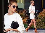 Exclusive... 52007612 Model Rosie Huntington-Whiteley is spotted out and about in West Hollywood on March 29, 2016. FameFlynet, Inc - Beverly Hills, CA, USA - +1 (310) 505-9876
