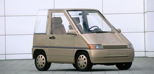 Mercedes Nafa: Das vielleicht hässlichste Auto der Welt
