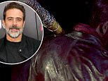 Ahead of The Walking Dead season six finale this Sunday, AMC has released a new teaser image of the upcoming villain Negan, as played by Jeffrey Dean Morgan! Negan won¿t be alone when he arrives in the episode though. He¿ll be bringing his trusty baseball bat wrapped in barbed wire, Lucille, too. Who will get up close and personal with Lucille in the season six finale? Sound off with your theories and check out the image below!\n\nThe 90-minute Season 6 finale is titled ¿Last Day on Earth¿ and will air on Sunday, April 3. In ¿Last Day on Earth,¿ to save one of their own, Rick¿s group must venture outside the walls and their experience changes their lives forever.\n\nThe Walking Dead stars Andrew Lincoln as Rick, Steven Yeun as Glenn, Chandler Riggs as Carl, Danai Gurira as Michonne, Melissa McBride as Carol, Sonequa Martin-Green as Sasha, Lauren Cohan as Maggie, Norman Reedus as Daryl, Lennie James as Morgan, Seth Gilliam as Father Gabriel, Michael Cudlitz as Abraham, Josh McDermitt a