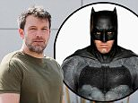 Exclusive... 52008287 Actor Ben Affleck was spotted leaving an office building in Santa Monica, California on March 30, 2016.  There has been recent news that Ben wrote a script for a solo Batman movie. FameFlynet, Inc - Beverly Hills, CA, USA - +1 (310) 505-9876
