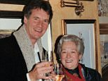 British comedian Michael Palin and Elena Salvoni He shared this photo of them on social media and wrote: ?Elena Salvoni