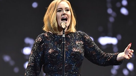 Adele, Adele news, Adele song, Adele perform, Adele upcoming event, entertainment news