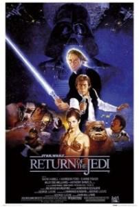Jedins Återkomst - Star Wars