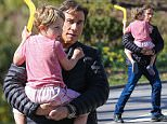"""*EXCLUSIVE* New York, NY - Doting dad John Travolta stops by a toy store in Manhattan with his son Benjamin where they get a Boomerang. The duo, along with the family nanny, stop by the Central park to try out the new toy. John Travolta gay rumors have been around for years and every now and again there's some new story claiming that various men have had relations with the actor. According to Radar Online, a male masseuse claims that he gave Travolta a massage... with a """"happy ending."""" This claim comes from a man identified only as """"Edward."""" the man helps run a sex service called 'Man 2 Man Massage,' which he described as 'a roving gang of unlicensed massage therapists who specialize in gay sexual favors. All the men who use the service realize that they are going to get a lot more than a massage.' So, did John Travolta actually visit """"Man 2 Man Massage""""? \nAKM-GSI          March 30, 2016\nTo License These Photos, Please Contact :\nSteve Ginsburg\n(310) 505-8447\n(323) 423-9397\nsteve"""