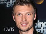 LOS ANGELES, CA - NOVEMBER 02:  Singer Nick Carter attends 'Dancing with the Stars' Season 21 at CBS Televison City on November 2, 2015 in Los Angeles, California.  (Photo by David Livingston/Getty Images)