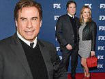 """NEW YORK, NEW YORK - MARCH 30:  Actors John Travolta and Kelly Preston attend the FX Networks Upfront screening of """"The People v. O.J. Simpson: American Crime Story"""" at AMC Empire 25 theater on March 30, 2016 in New York City.  (Photo by Mike Coppola/Getty Images)"""