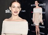 """NEW YORK, NEW YORK - MARCH 30:  Actress Riley Keough attends the New York premiere of """"The Girlfriend Experience"""" at The Paris Theatre on March 30, 2016 in New York City.  (Photo by D Dipasupil/Getty Images)"""