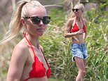 *EXCLUSIVE* Oahu, HI - 'Blue Crush' actress Kate Bosworth enjoyed some beach time and shopping with her husband Michael Polish. The couple stocked up on groceries at Whole Foods followed by a scenic drive along Oahu's famed North Shore. Kate was seen showing her husband the filming location of her movie 'Blue Crush' at the famous Banzai Pipeline and Waimea Bay.\nAKM-GSI         March 31, 2016\nTo License These Photos, Please Contact :\nSteve Ginsburg\n(310) 505-8447\n(323) 423-9397\nsteve@akmgsi.com\nsales@akmgsi.com\nor\nMaria Buda\n(917) 242-1505\nmbuda@akmgsi.com\nginsburgspalyinc@gmail.com