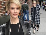 ds\n\nPictured: Sarah Paulson\nRef: SPL1254979  310316  \nPicture by: Richie Buxo / Splash News\n\nSplash News and Pictures\nLos Angeles: 310-821-2666\nNew York: 212-619-2666\nLondon: 870-934-2666\nphotodesk@splashnews.com\n