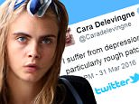 Cara Delevingne seen at the airport leaving Paris.\n\nPictured: Cara Delevingne\nRef: SPL1251258  230316  \nPicture by: Splash News\n\nSplash News and Pictures\nLos Angeles: 310-821-2666\nNew York: 212-619-2666\nLondon: 870-934-2666\nphotodesk@splashnews.com\n