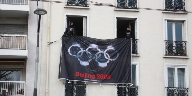 China's human rights crimes prior to the 2008 Beijing Olympics