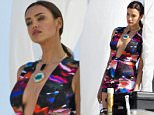 Exclusive... 52008953 Model Irina Shayk rocks several different outfits during a glamorous photo shoot on the beach in Los Angeles, California on March 30, 2016. ***NO WEB USE W/O PRIOR AGREEMENT - CALL FOR PRICING*** FameFlynet, Inc - Beverly Hills, CA, USA - +1 (310) 505-9876 RESTRICTIONS APPLY: NO GERMANY,NO FRANCE