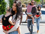 Glendale, CA - Kourtney Kardashian, Kim Kardashian and Scott Disick are seen filming with their little ones at Moonlight Rollerway in Glendale. \nAKM-GSI        April 1, 2016\nTo License These Photos, Please Contact :\nSteve Ginsburg\n(310) 505-8447\n(323) 423-9397\nsteve@akmgsi.com\nsales@akmgsi.com\nor\nMaria Buda\n(917) 242-1505\nmbuda@akmgsi.com\nginsburgspalyinc@gmail.com