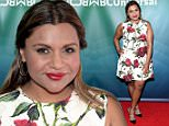 arriving to the NBC Universal's Summer Press Day 2016 held at the Four Season Hotel in Westlake Village, CA.\n\nPictured: Mindy Kaling\nRef: SPL1255933  010416  \nPicture by: Digital Focus\n\nSplash News and Pictures\nLos Angeles: 310-821-2666\nNew York: 212-619-2666\nLondon: 870-934-2666\nphotodesk@splashnews.com\n