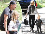 Mandatory Credit: Photo by Startraks Photo/REX/Shutterstock (5622201d)\nFergie with son Axl\nFergie Duhamel and Josh Duhamel out and about, Los Angeles, America - 31 Mar 2016\nJosh Duhamel and Fergie take son Axl to School\n