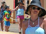EXCLUSIVE: Britney Spears takes her two sons and her younger sister Jamie Lynn Spears on Captain Andy's Sail Boat Tour while on vacation in Hawaii.\n\nPictured: Britney Spears, Jamie Lynn Spears\nRef: SPL1254090  310316   EXCLUSIVE\nPicture by: Splash News\n\nSplash News and Pictures\nLos Angeles: 310-821-2666\nNew York: 212-619-2666\nLondon: 870-934-2666\nphotodesk@splashnews.com\n