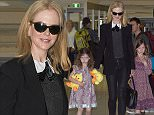 Nicole Kidman and her 2 daughters, Faith Margaret and Sunday Rose are leaving Sydney after Easter Break.\n\nPictured: NICOLE KIDMAN, SUNDAY ROSE URBAN KIDMAN, FAITH MARGARET URBAN KIDMAN\nRef: SPL1253676  310316  \nPicture by: Splash News\n\nSplash News and Pictures\nLos Angeles: 310-821-2666\nNew York: 212-619-2666\nLondon: 870-934-2666\nphotodesk@splashnews.com\n