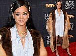 NEWARK, NEW JERSEY - APRIL 01:  Singer Rihanna attends Black Girls Rock! 2016 on April 1, 2016 in New York City.  (Photo by Nicholas Hunt/BET/Getty Images for BET)