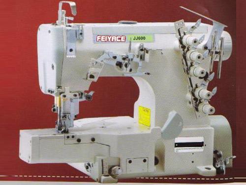 600高速小方头式绷缝机